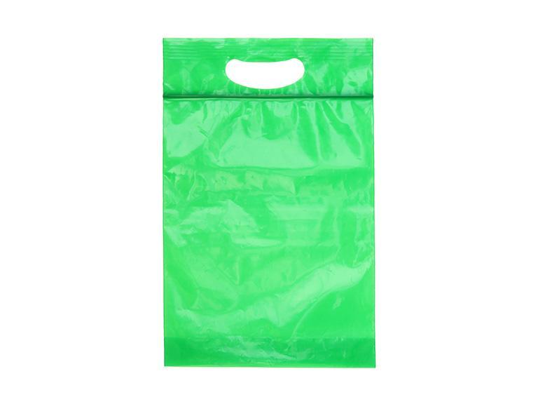 Zielony worek strunowy